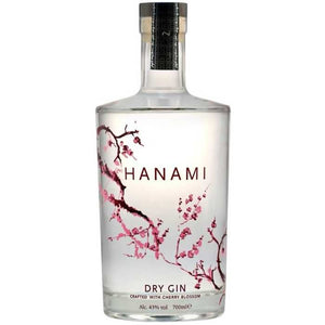 HANAMI DRY GIN 70cl (4460312428614)