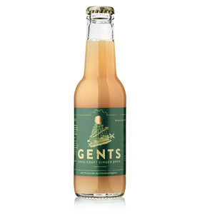 GENTS SWISS CRAFT GINGER BREW 20CL