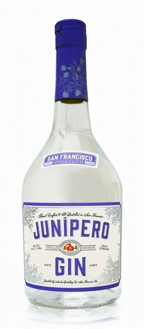 JUNIPERO ORIGINAL GIN 70CL