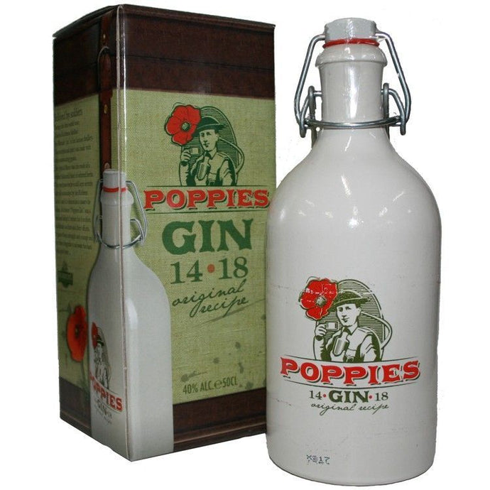 POPPIES GIN 70CL
