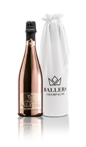 BALLERS ROSE GOLD CHROME EDITION 75CL