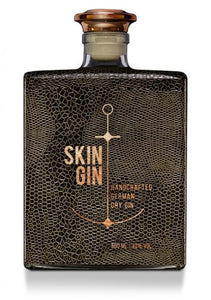 SKIN GIN REPTILE BROWN 50CL