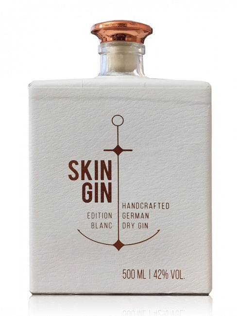 SKIN GIN EDITION BLANC 50CL