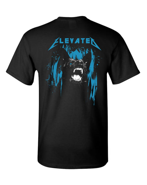 Elevated Metallica Style T-Shirt
