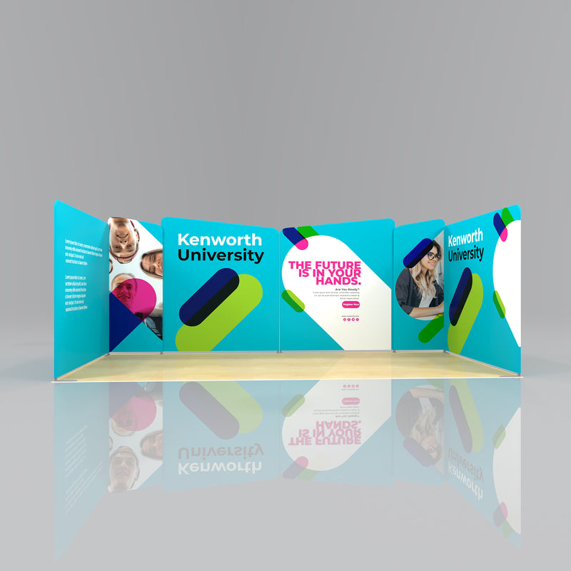 Signal Media Wall Package 4 - 6 x 3m