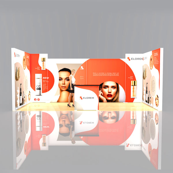 Lumi SEG Light Box Package 4 - 6 x 3m