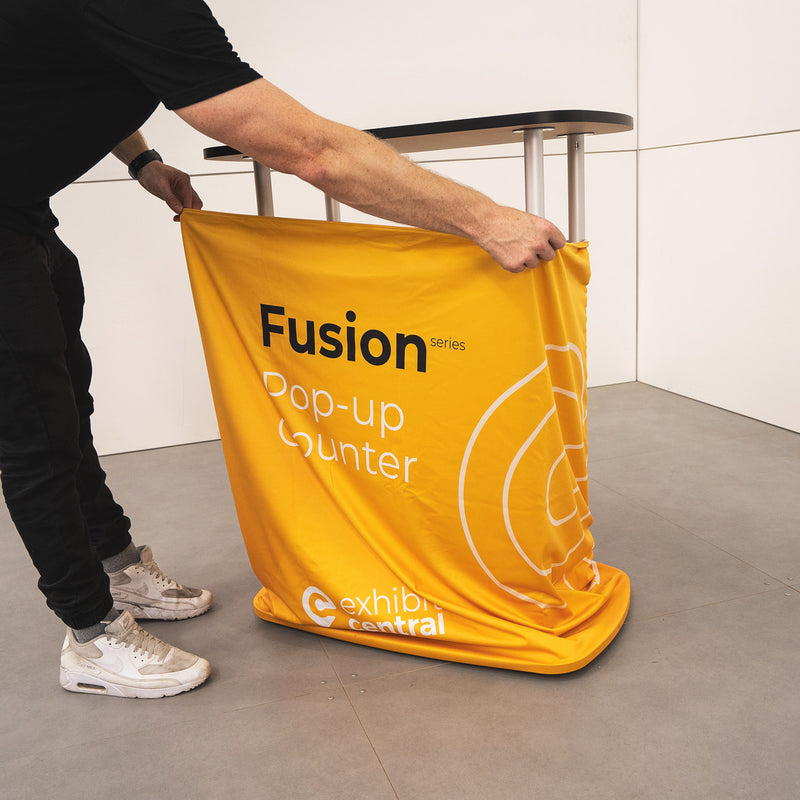Fusion Pop-up Counter - Prism