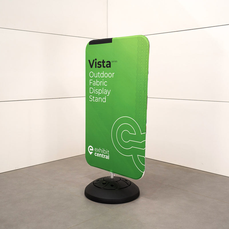 Vista Outdoor Display Stand - 0.9 x 1.5m
