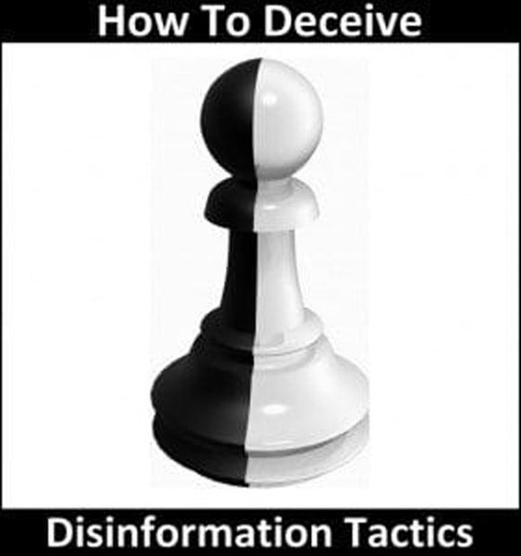 H. Michael Sweeney - Twenty-Five Ways To Suppress Truth: The Rules of Disinformation
