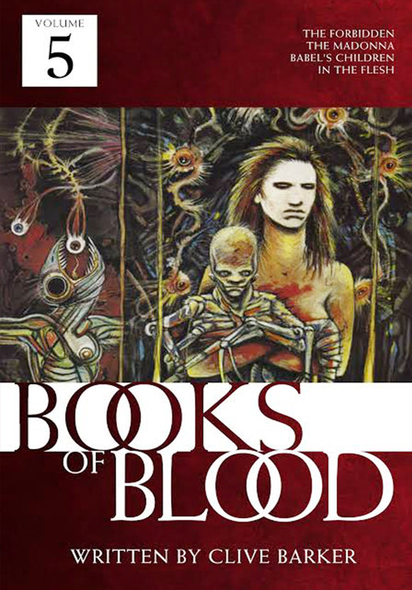 Clive Barker - The Books of Blood - Volume 5