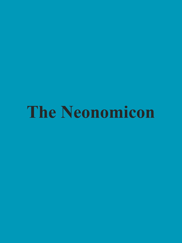 The Neonomicon