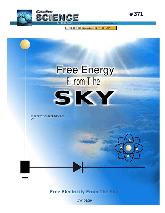 Free electricity from the Sky 1