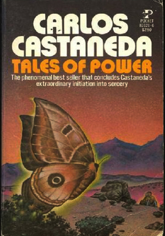 Carlos Castaneda - Tales of Power