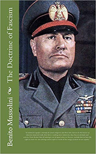 Benito Mussolini - The Doctrine of Fascism