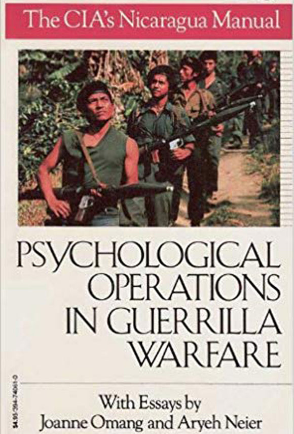 Central Intelligence Agency - Psychological Operations in Guerrilla Warfare