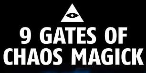 9 Gates Of Chaos Magick - Over 290 E-books - Extensive Collection