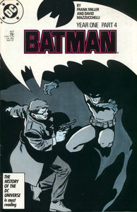 Batman - Year One (# 04.04)