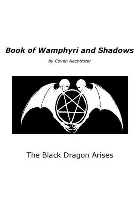 Michael W. Ford - Book of Wamphyri and Shadows