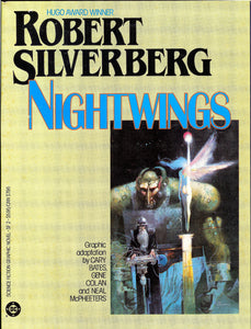 DC Science Fiction Graphic Novel 02 - Nightwings (1985)