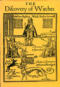 Matthew Hopkins - The Discovery of Witches