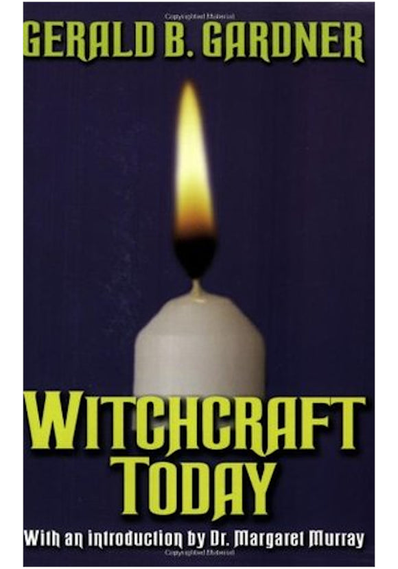 Dr. Margaret Murray - Witchcraft Today