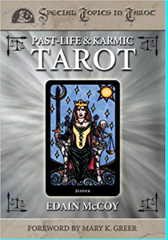 Edain McCoy - Past Life and Karmic Tarot