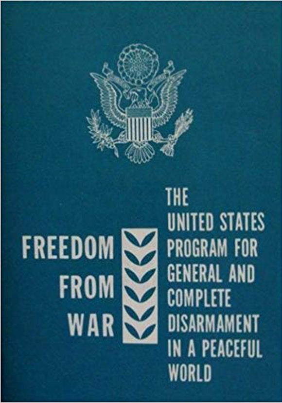 U.S. Department Of State - Freedom From War