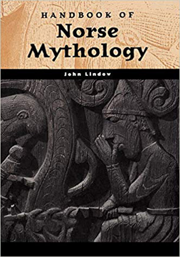 John Lindow - Handbook of Norse Mythology