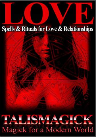 Caitlin MacKenna - Love Magic: Powerful Spells for Love and Lus