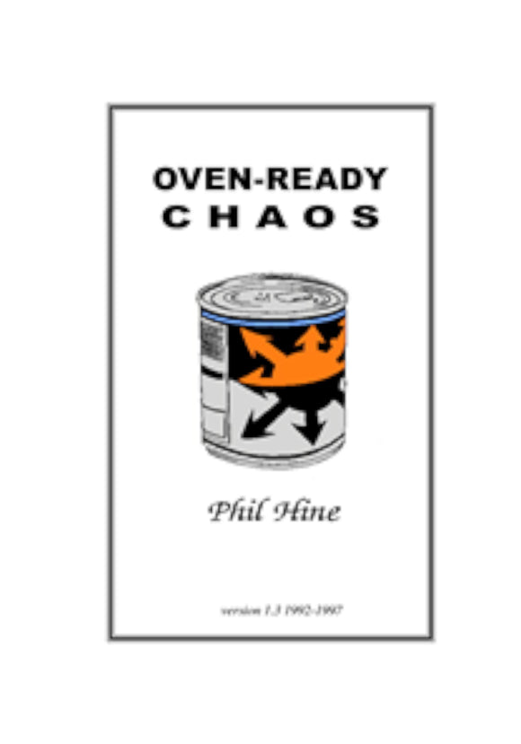 Phil Hine - Oven Ready Chaos Magick