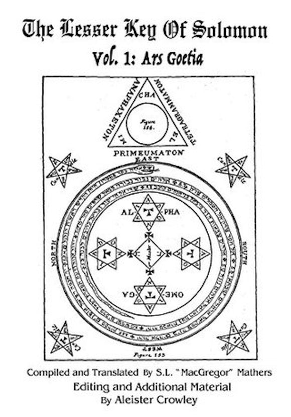 The Lesser Key of Solomon, Lemegeton Vol 1