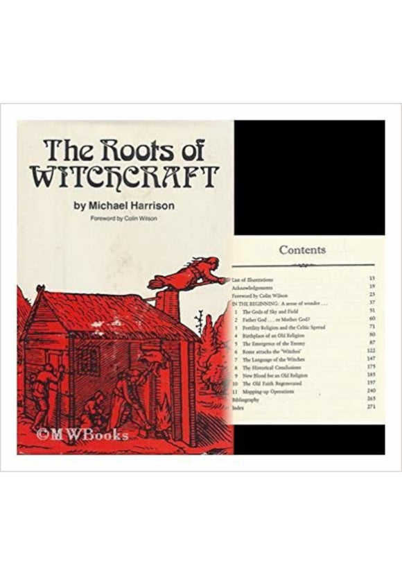 Michael Harrison - The Language Of The Witches