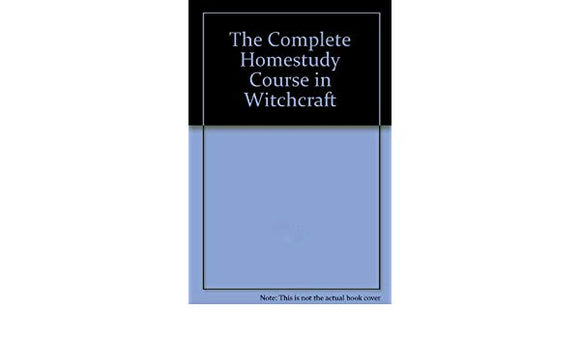 Homestudy Course in Witchcraft