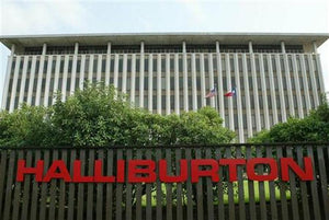 The Bush Administration's Contracts with Halliburton