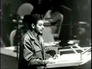 Che Guevara - At The UN