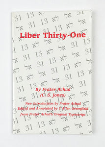 Frater Achad - Liber Thirty One
