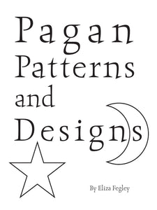 Eliza Fegley - Pagan patterns and designs