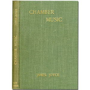 James Joyce - Chamber Music