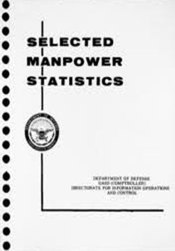 Selected Manpower Statistics