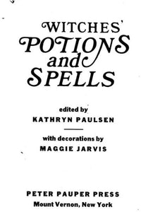 Witches Potions & Spells