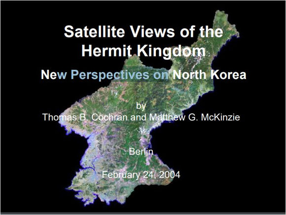 Satellite Views of the Hermit Kingdom: New Perspectives on North Korea