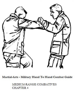 Martial-Arts Pressure Points - Military Hand to Hand Combat Guide