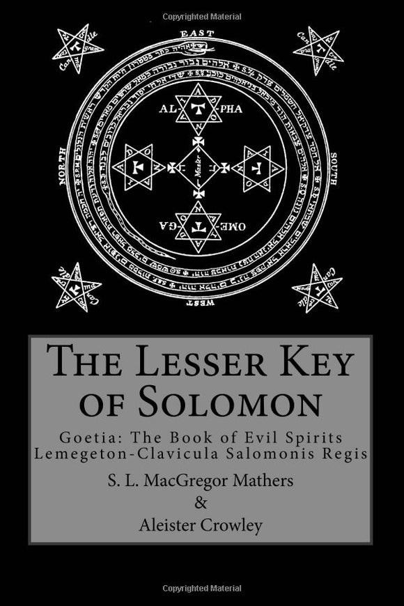 Aleister Crowley - The Lesser Key of Solomon