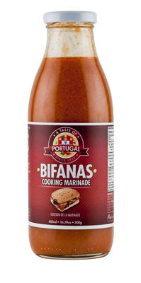 Taste of Portugal Bifanas Marinade 500ml