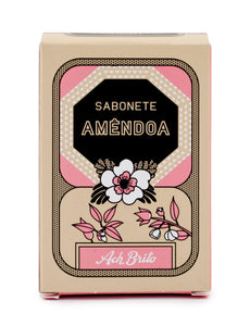 Soap - Ach Brito 90gr - Amendoa (Almond)