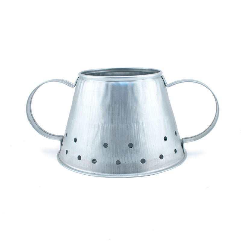 Chestnut Roaster - Aluminum 11x6.75x6.25in