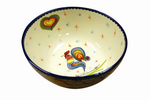 Nice Day - Serving Bowl 11x11x6in