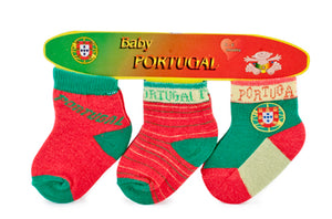 Portugal - Baby Socks Set/3