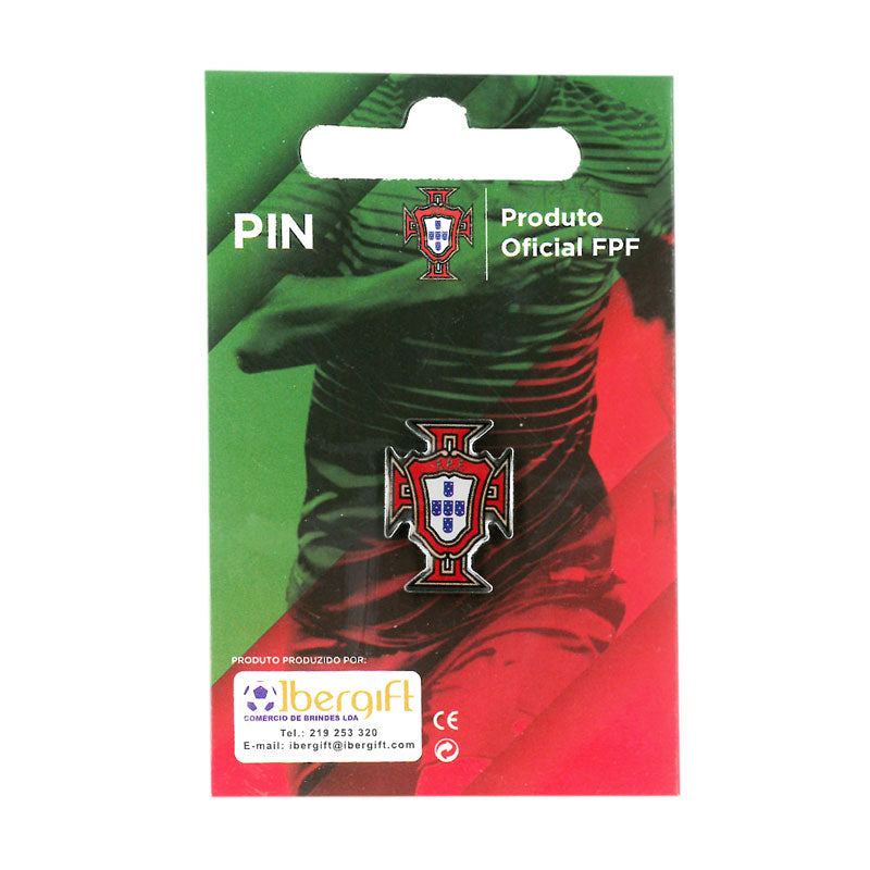 Portugal - Coat of Arms (Quinas) Lapel Pin