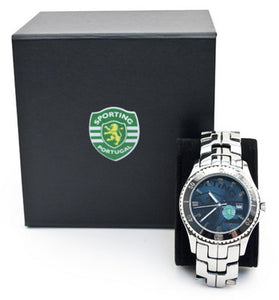 Sporting - Men's Deluxe Metal Watch